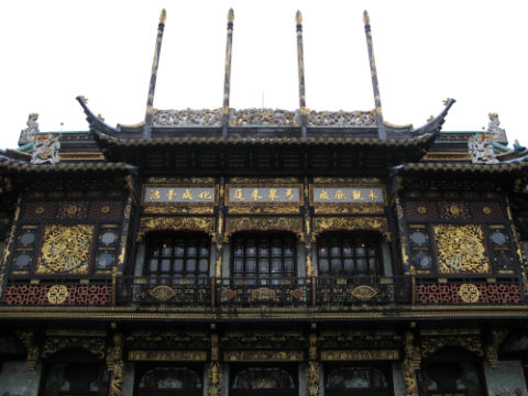 chinees paviljoen