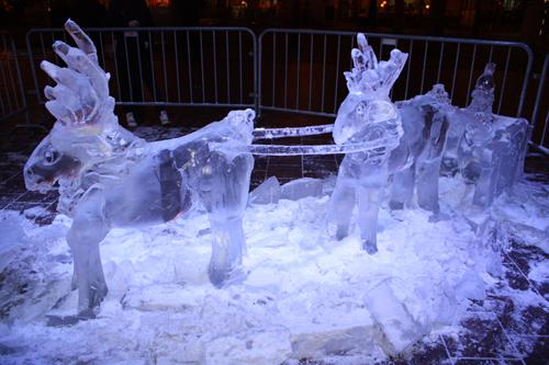 ijssculptuur