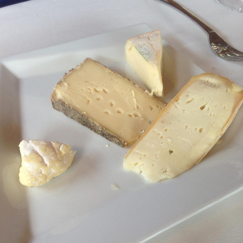Plateau Des Fromages De La Ferme Du Noyer