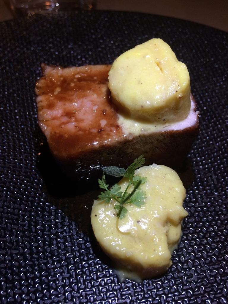 Kalfsentrecote | bloemkool | gnocchi